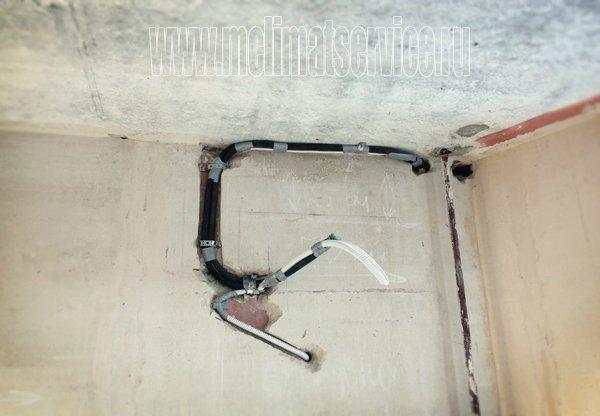 дренаж кондиционера в канализацию отдельно