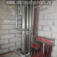 Кондиционеры и вентиляция. М-Климат Сервис. Продажа, установка, обслуживание.