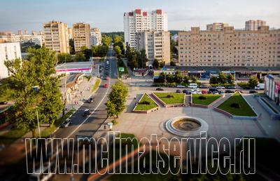 Купить кондицонер в Балашихе - фото города.