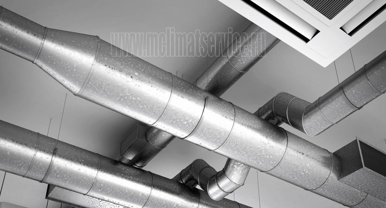 Бытовая и промышленная вентиляция в Железнодорожном.